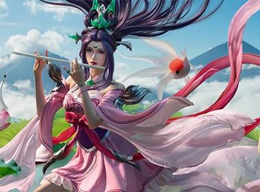 玉剑传说 风仙子